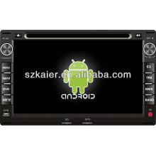 Système Android dvd de voiture pour VW Passat / Spacecross / Fox / Spacefox
