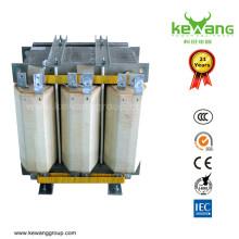 Luftkühler Dreiphasen-Isolationstransformator mit der Kapazität von 10kVA-1250kVA