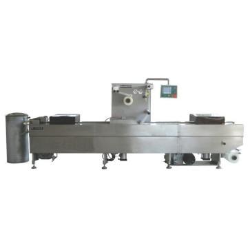 Dlz-520 полностью автоматическая машина для вакуумной упаковки свежей рыбы непрерывного действия