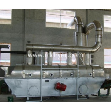 High Output Vibrating Fluidized Bed Dryer Machine