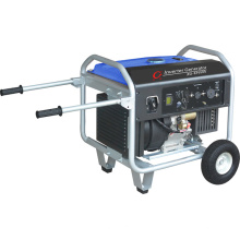 Utilisation de la maison ou de l'industrie du générateur d'inverseur numérique d'essence de 6500W