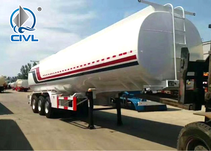 Fuel Tank Semi Trailer 7