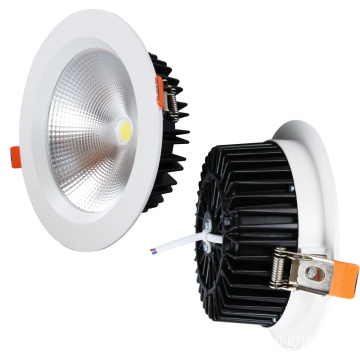 ESPIGA conduzida brilhante super Downlight do poder superior 30w