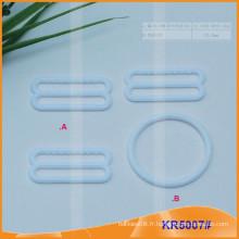 Glissières de soutien-gorge et crochets de soutien-gorge KR5007