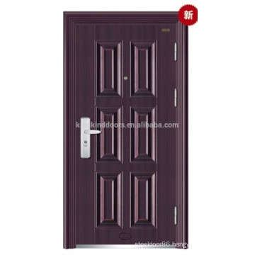 Steel Stainless Door / Main Door KKD-339 For 2014 New Design and Color with CE, BV, ISO, SONCAP