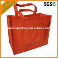 Design bonito laminado não tecido bolsa para promoção