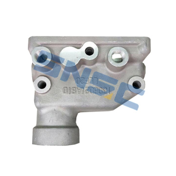 FAW parts xichai engine Corps de thermostat 1306021A81D