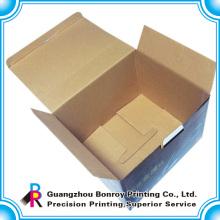 Las cajas de cartón reciclables de encargo plegables para enviar