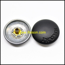 Dome shape Snap Button in Dull Enamel color