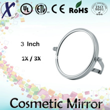 3′′ autoportante miroir cosmétique