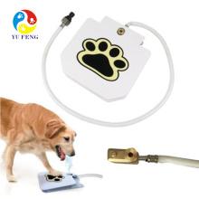 Hund-Wasser-Brunnen-Schritt im Freien auf Hundewasser-System-Hundewasser-Zufuhr für stellt selbstbewässerenden Brunnen zur Verfügung