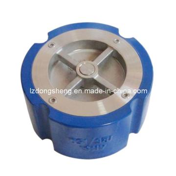 Gusseisen ANSI 125/150 Wafer Typ Silent Rückschlagventil