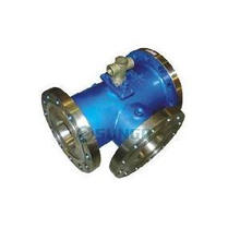 WCB Three Way Ball Valve