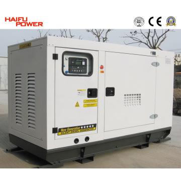 Gerador silencioso de 108kw Ce / ISO