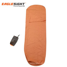 Cotton Camping Sheet, Lightweight Sleep Sack, Ultralight Travel Sheet