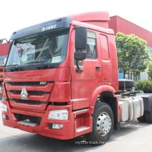 heavy duty truck 4x2 tractor truck