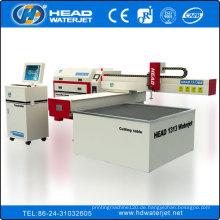 CNC-Wasserstrahl-Schneidemaschine Preis erweiterte Kunststoff-Schneidemaschine