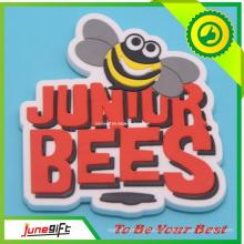 Belle abeilles forme gros PVC aimant