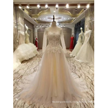 New Arrival 2017 Multi-Color Marriage Keyhole Wedding Dresses