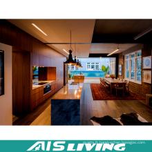Meubles faits sur commande de Cabinets de cuisine de placage (AIS-K310)
