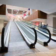 Aço inoxidável / alumínio Passadiço móvel para centros comerciais