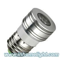 Runde LED Lampe führte Birne 1W GU10