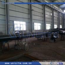 Tubo de chorro de acero para la draga de la tolva de arrastre de succión (USC-3-008)