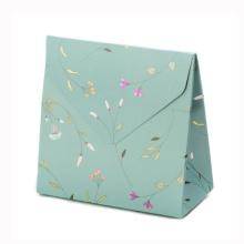 Embalagem de embalagem personalizada de papel para presente ecológico