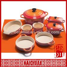 Bakeware pet Bowl Flower pot Tableware set 3 mug set