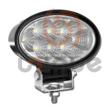 Impermeável Universal 24W LED Offroad Trabalho Luz com Spot / Flood / Combo Beam