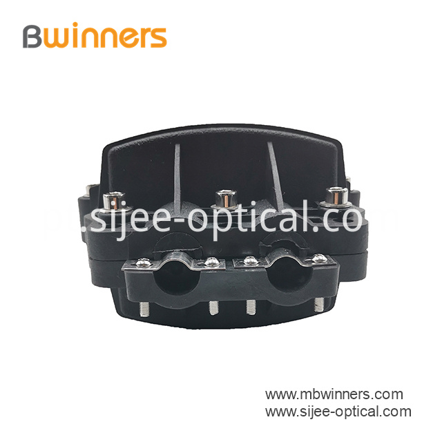 Inline Fiber Optic Splice Closure