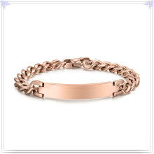 Fashion Jewelry Stainless Steel Bracelet ID Bracelet (HR157)