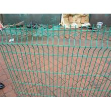 60*60mm PVC Powder Coated PVC Coated Welded Wire Mesh Panel