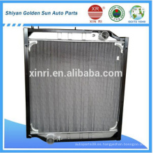 Original Sinotruk parte Cobre WG9725531077 radiador