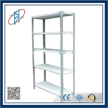Easily Adjustable Light Duty Slotted Angle Racking System