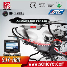 JJRC H8D 6-axis 2.4Ghz Gyro RTF outdoor quadcopter rc helicopter Drone with 5.8G 2MP HD Camera