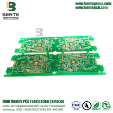 PCB Quickturn ENIG 1u