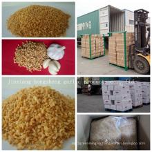 Oiled Garlic Granules/ New Crop Fried Garlic Granules From China