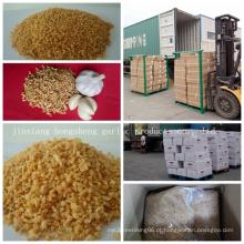 Grânulos de alho oleados / grãos de alho fritado nova colheita da China