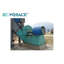 Industrial Baghouse Dust Collector, Pulsing Jet Dust Collection Machine