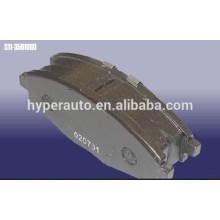 S11-3501080 original front brazil market disc brake pad for chery qq
