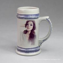 custom made Ceramic Beer Stein