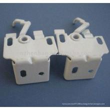 1 PCS Белый железный кронштейн для стен - римская штора или скоба для жалюзи