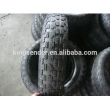 3.50-8 pneu de brouette 350 x 8