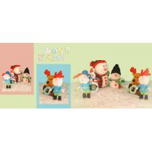 Рождественский подарок плюшевые игрушки
