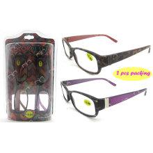 Blister Embalagem Óculos de leitura (2003)