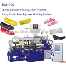 Sole Injection Moulding Machine with Servo Motor