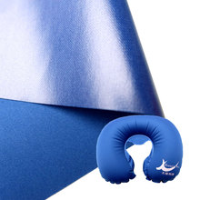 TPU  Fabric Airtight Eastic 30D Knitted TPU Wear Resistance Fabric For Inflatable Camping Pillow