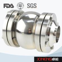 Сварной обратный клапан из нержавеющей стали (JN-NRV2003)