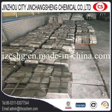 High Purity Antimony Ingot Export for Battery Factory